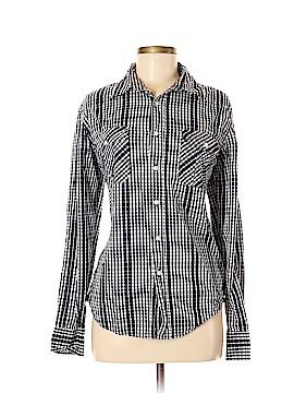 Paper Denim & Cloth Long Sleeve Button-Down Shirt Size M