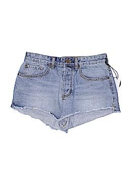 Amuse Society Denim Shorts 27 Waist