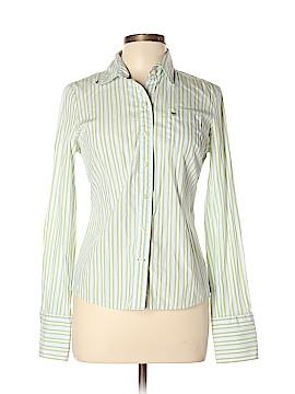 Ezra Fitch Long Sleeve Button-Down Shirt Size L