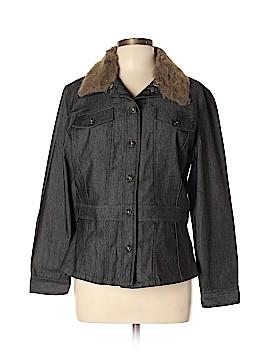 Jones Wear Denim Jacket Size 12