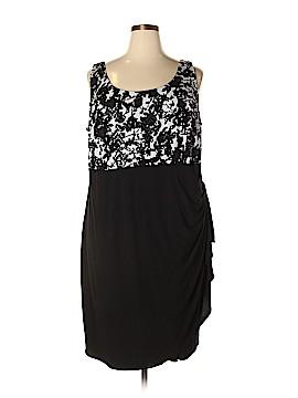 Roaman's Casual Dress Size 24W (Plus)