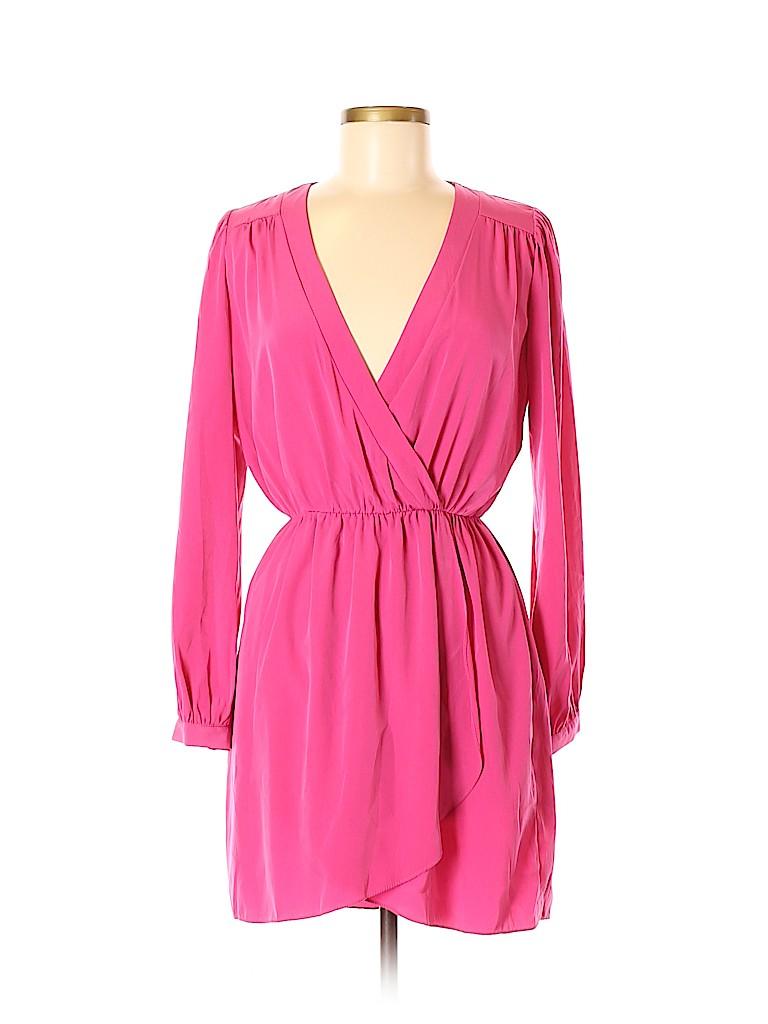 Brigitte Bailey Women Casual Dress Size M