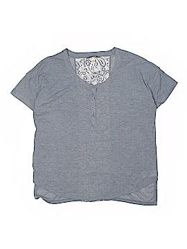 Supplies Short Sleeve Henley Size M