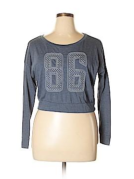Mason + Mackenzie Sweatshirt Size XL
