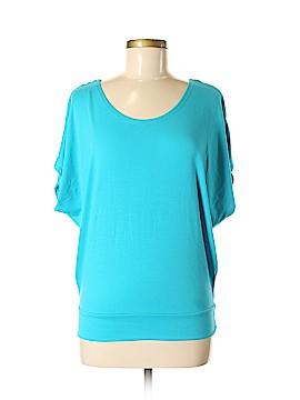 Energie Short Sleeve Blouse Size M