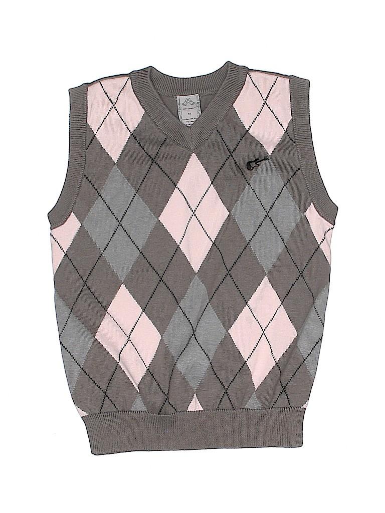 2c650d4c1d5d Baby Gap 100% Cotton Argyle Gray Sweater Vest Size 5T - 80% off ...