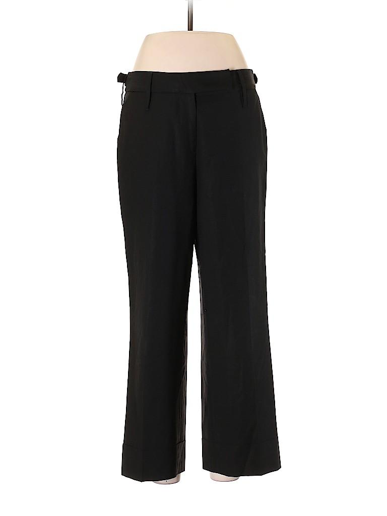 Paul Smith Women Wool Pants Size 44 (EU)