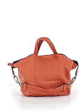 Street Level Leather Satchel One Size