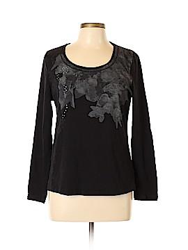 St. John's Bay Long Sleeve T-Shirt Size L
