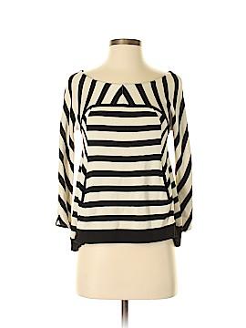 Diane von Furstenberg Silk Pullover Sweater Size P