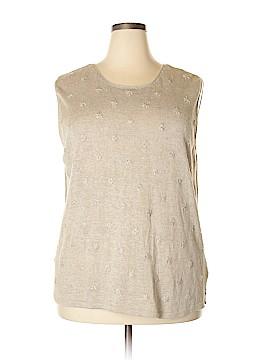 Eddie Bauer Sweater Vest Size XXL
