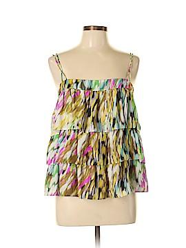 Leifsdottir Sleeveless Silk Top Size 12