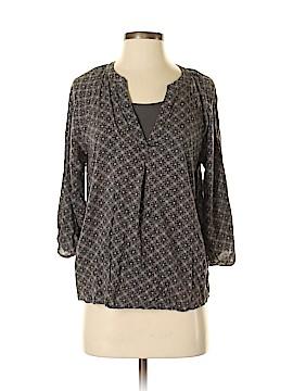 SONOMA life + style 3/4 Sleeve Blouse Size S