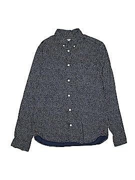H&M Long Sleeve Button-Down Shirt Size 12 - 13