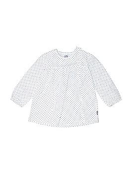 Keds Long Sleeve Button-Down Shirt Size 36 mo