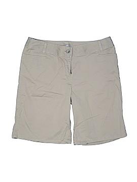 J.jill Khaki Shorts Size 10