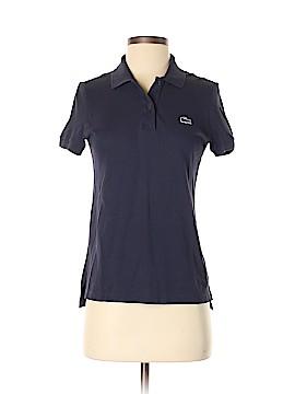 Lacoste for J. Crew Short Sleeve Polo Size 36 (EU)