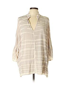 XCVI 3/4 Sleeve Top Size L