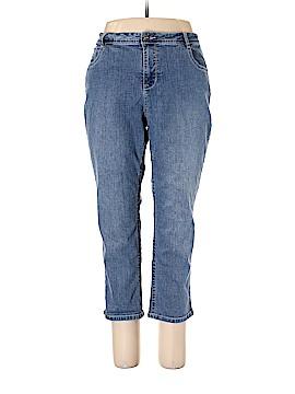 Roz & Ali Jeans Size 18 (Plus)