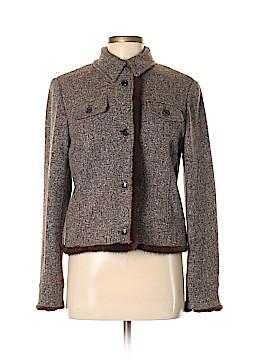Etcetera Wool Blazer Size 6