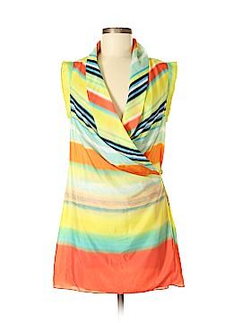 Ted Baker London Short Sleeve Blouse Size 8 (3)