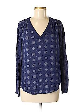 H&M L.O.G.G. Long Sleeve Blouse Size 6