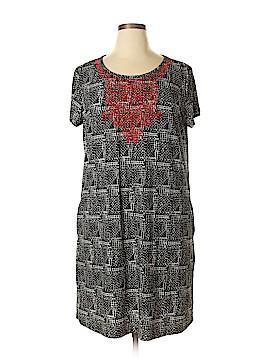 THML Casual Dress Size 1X (Plus)
