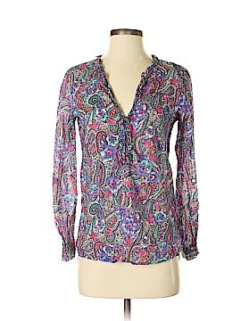 Zara Long Sleeve Blouse Size XS