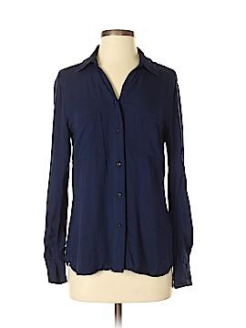 Carole Little Long Sleeve Blouse Size S