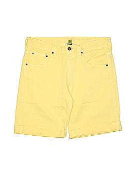Garnet Hill Denim Shorts Size 4
