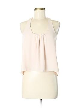 Ekklesia Sleeveless Silk Top Size M