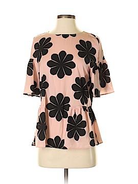 Ann Taylor Short Sleeve Blouse Size 5