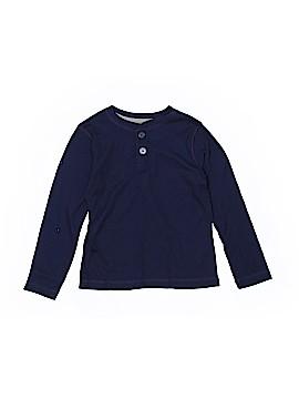 Arizona Jean Company Long Sleeve Henley Size 6