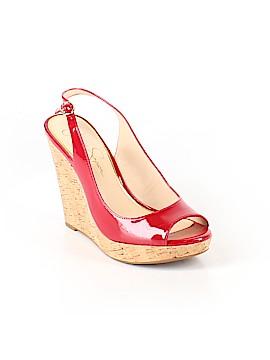 Jessica Simpson Wedges Size 8 1/2