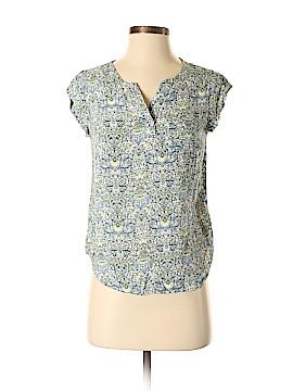 Ava Christine Short Sleeve Blouse Size S