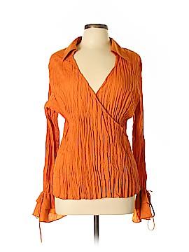 Kaelyn-Max Long Sleeve Blouse Size 1X (Plus)