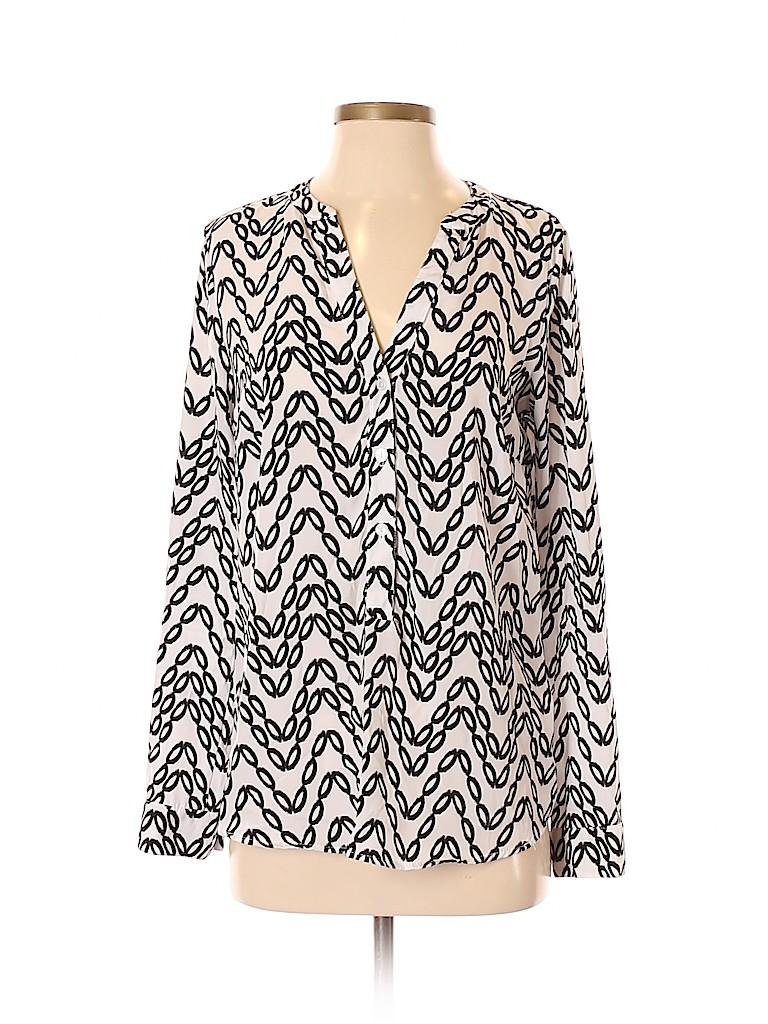 41Hawthorn Women Long Sleeve Blouse Size S