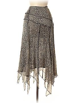 Alberto Makali Silk Skirt Size 8