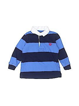 Chaps Long Sleeve Polo Size 24 mo