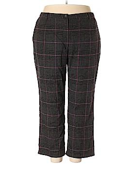 Jessica London Wool Pants Size 20 (Plus)