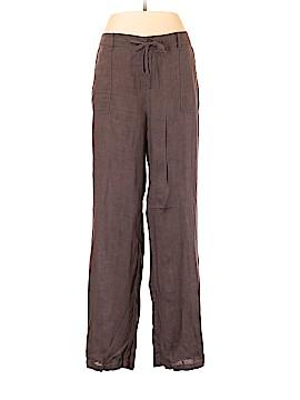 Saks Fifth Avenue Linen Pants Size XL
