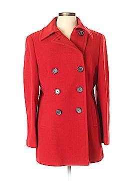 AKRIS Wool Coat Size 10