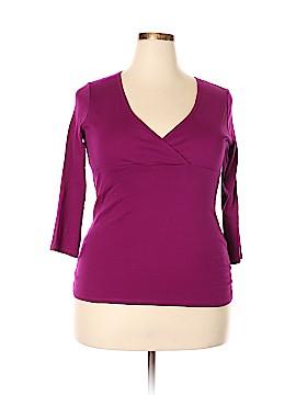 VS Tee Shop 3/4 Sleeve T-Shirt Size XL
