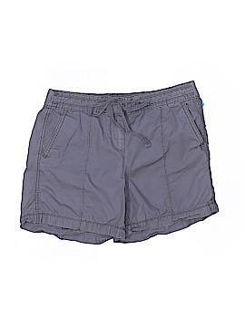 Lou & Grey Khaki Shorts Size 0