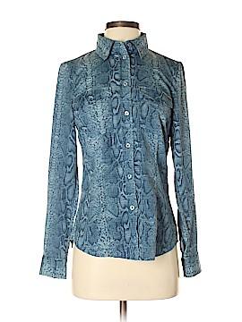 MICHAEL Michael Kors Long Sleeve Button-Down Shirt Size XS