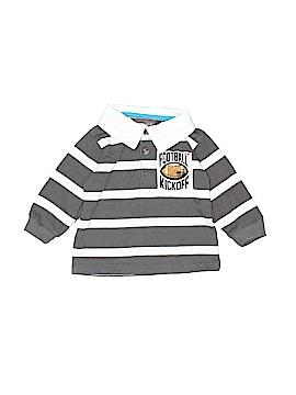 Boyz Wear By Nannette Long Sleeve Polo Size 12 mo
