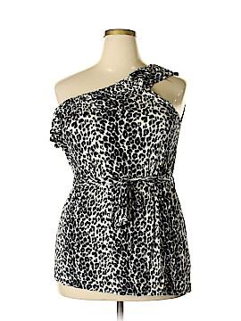 Kiwi Short Sleeve Top Size 2X (Plus)