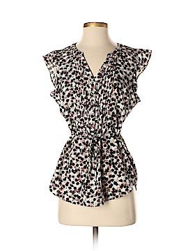 Fervour Short Sleeve Blouse Size M