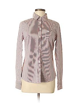 Aeropostale Long Sleeve Button-Down Shirt Size M