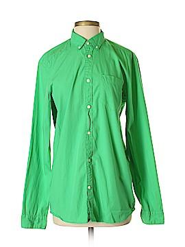 H&M L.O.G.G. Long Sleeve Button-Down Shirt Size S